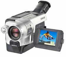 Sony Hi8 8mm CCD-TRV118 Handycam Video Camcorder Player *WARRANTY*