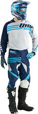 THOR Phase Kit STRAND CEMENT GRAY NAVY BLUE 2016 Motocross Enduro Pant & Jersey