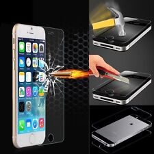 Scratch Resist Tempered Glass Screen Protector Film Guard for Samsung iPhone LG