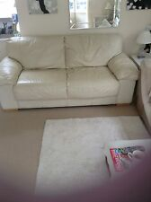 CREMA Faux Leather Sofa