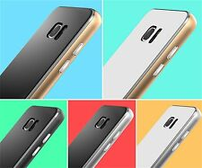 BD99 Luphie Tempered Glass Back Aluminum Case Cover For Samsung Galaxy Note 5