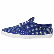 Adidas Originals Adria PS W Blue White Dots Womens Casual Shoes Sneakers M19544