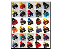 2015 NFL NEW ERA SIDELINE ON FIELD SPORT KNIT Cap Beanie-All NFL Teams Avail