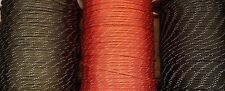 PARACORD 550 TYPE III 7 STRAND NYLON REFLECTIVE CORD  MADE IN THE USA