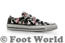Unisex Converse CT OX - 145395F - Converse Black Multi Trainers