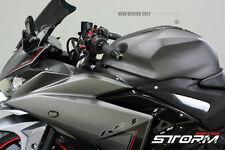 STORM Tank cover for YAMAHA YZF R3 / R25 2015-17 (4 Color) OEM Paint Quality