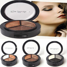 3 Colors Cosmetics Eye shadow Color Makeup PRO GLITTER Eyeshadow PALETTE