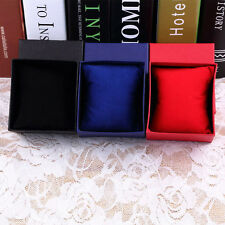 Mini Present Gift Boxes Case For Bangle Jewelry Ring Earrings Wrist Watch Box