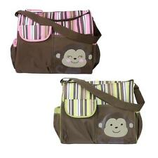 Mummy Handbag Tote Changing Bag Baby Diaper Nappy Changing Pad Multi Function