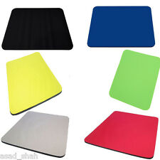 6mm Non Slip Fabric Computer Mouse Mat - Laptop - Notebook Computer Desk Pad