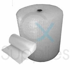 Small & Large Bubble Wrap Rolls - (300mm 500mm 750mm 1200mm 1500mm x 50M ,100M)