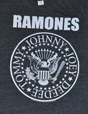 Ramones Johnny Joey DeeDee Tommy Adult T-Shirt Officially Licensed Tee
