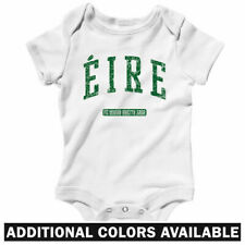 Eire Ireland One Piece - Dublin Rugby Football Baby Infant Creeper Romper NB-24M