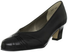 Equity Monique  Wide Fitting E Soft Leather Court Shoes