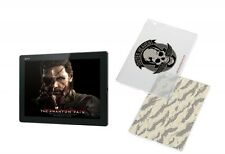Limited Sony Xperia Z4 Tablet METAL GEAR SOLID V THE PHANTOM PAIN Edition 32GB