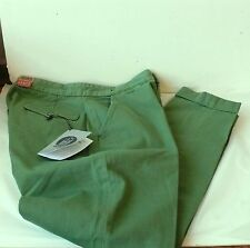 LEVIS VINTAGE CLASSIC  LVC 1920's Chino Green Various Sizes.