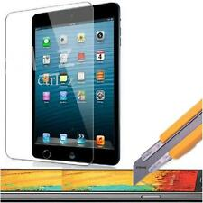 Tempered Glass Screen Protector for Apple iPad Mini 4 3 2 Air 1 2 + Laser Pen