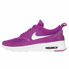 Wmns Nike Air Max Thea Purple White Womens Running Shoes Sneakers 599409-503