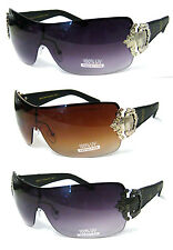 6 Pairs Brand New Lady's Hot Style  Sunglasses Wholesale/Assorted/UV400/7017
