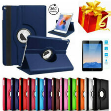 For Apple iPad Air 2 360° Rotating Retina  Leather  PU Swivel  Smart  Stand Case