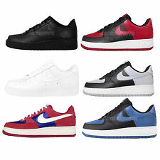 Nike Air Force 1 07 Mens Classic Casual Shoes Sneakers Trainers AF1 Pick 1