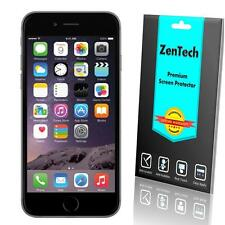 4X ZenTech Clear Screen Protector Guard Shield Film for iphone 6S 6 5S + LED Pen