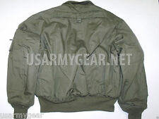New US Military Cold Weather Combat Vehicle Tanker Nomex Aramid CVC FR Jacket GI