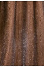 Recycled Mink Fur Lining light brown Sew on Service