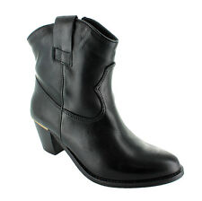 TANGO Ankle boots Size 37-41 black Ladies Leather Boots Footwear NEW