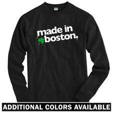 Made in Boston V1 Long Sleeve T-shirt LS - Red Sox Irish Dorchester  Men / Youth