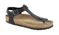 Birkenstock Oiled Leather KAIRO $179.95rrp - Black - BNIB