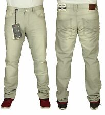 MENS BRAND NEW JEANS EXE 100238 JEANS IN GREY COLOUR RRP £49.99 30 TO 36
