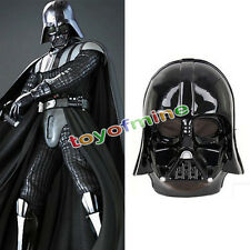 Edition Darth Vader Costume Mask Star Wars Adult Mens MJ6