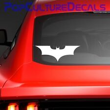 Batman - Dark Knight Vinyl Decal, Car Window Decal