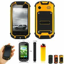 Z18 touch screen world's smallest Waterproof Android Dual SIM GSM WIFI CELLPHONE