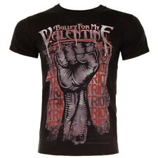 Official T Shirt BULLET FOR MY VALENTINE Black RIOT Band Tee All Sizes