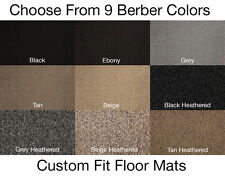 1st Row Berber Carpet Floor Mat for Jeep Cherokee #T3669