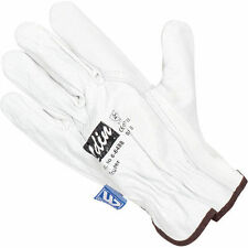 10 Pairs Wenaas Odin Trucker Men's Work Gloves  Premium Leather Hand Protection