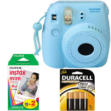 NEW Fuji instax mini 8 Fujifilm instant camera + 20 FILM