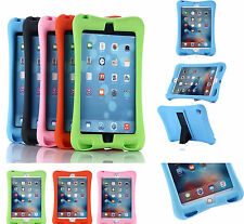 Kid Soft Silicone Shock Proof Expanding Stand Cover for Apple iPad mini 4/P3200
