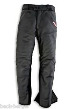 DUCATI Dainese Company Leather Trousers Trousers Leather Pants black new