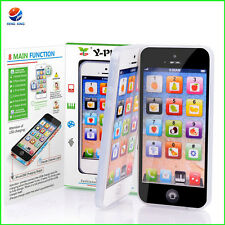 Kids YPhone Music Mobile Phone Learning 123 Educational Study Toy Gift 2Color