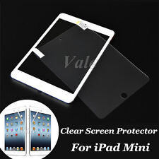 New Crystal Clear HD LCD Screen Protector Cover Film for Apple iPad Mini Lot