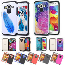 Hybrid Case Hard Cover For Samsung Galaxy Core Prime LTE G360 /Grand Prime G530