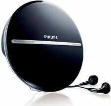 Brand New Philips EXP2546 LCD Display Portable MP3 CD Player Personal 100 magic