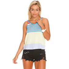 Just Add Sugar Sailor Stripe Tank Top