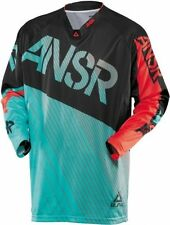 NEW Answer ALPHA Racing A14 Black Green Red Jersey motocross atv off road adult