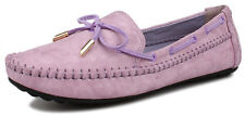 Women Fashion Ballet Flats Shoes Casual Bow Tie Loafers Comfort Slip On Slippers