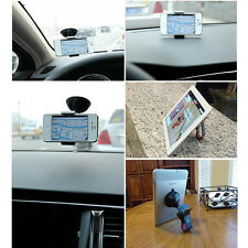 Universal Car Suction Mount Stand Holder Cradle for Samsung Iphone 6 cell phone