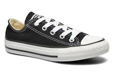 Kids's Converse Chuck Taylor All Star Core Ox Low rise Trainers in Black